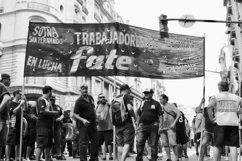La firma FATE ya ingresó en concurso preventivo